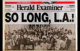 Los Angeles examiner closes